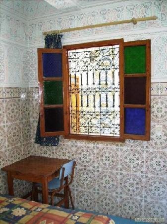 chambre hotel mimosa marrakech