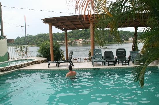 HOTEL SABANA: The view from the pool