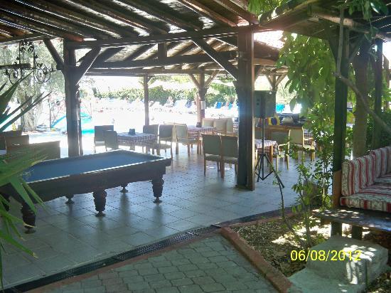Seyir Village Hotel : Bar Area