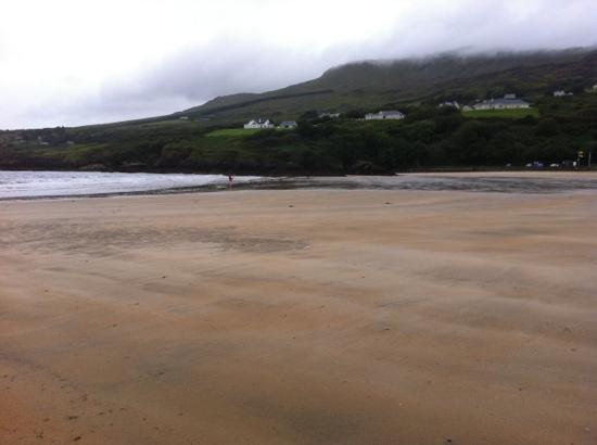 Tara Hotel: Fintra Strand - 5 mins from killybegs ...blue flag beach