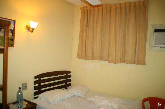 HOTEL SABANA: The room
