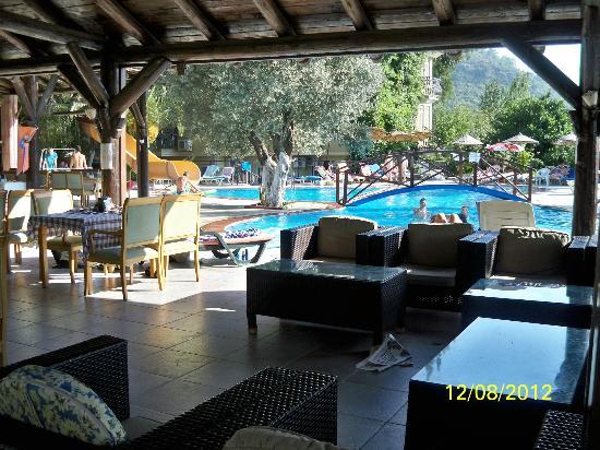 Seyir Village Hotel: Dinning Area