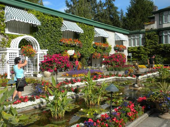 Italian Garden Foto Di The Butchart Gardens Central Saanich Tripadvisor