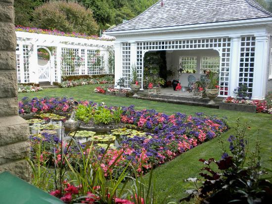 Italian Garden Picture Of The Butchart Gardens Central Saanich Tripadvisor