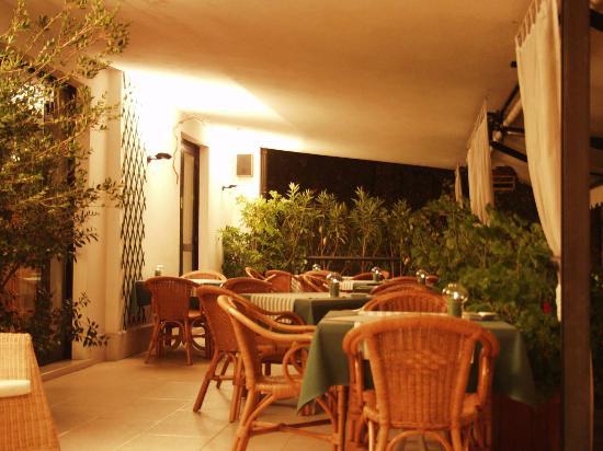 Hotel Garni Marina: Terrazza