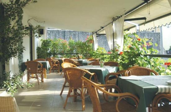Hotel Garni Marina: Terrazzo