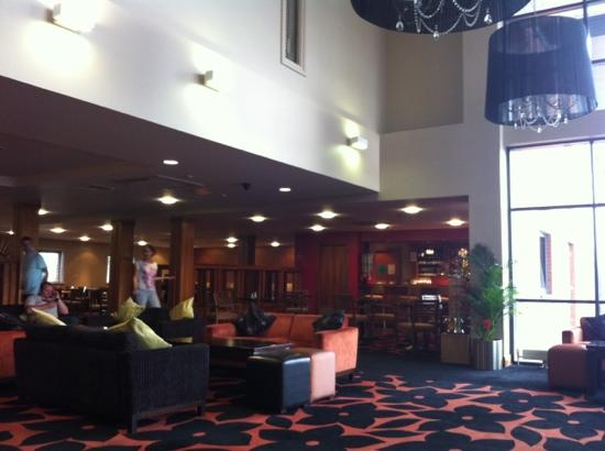 Aspect Hotel Kilkenny: Lounge Hotel.