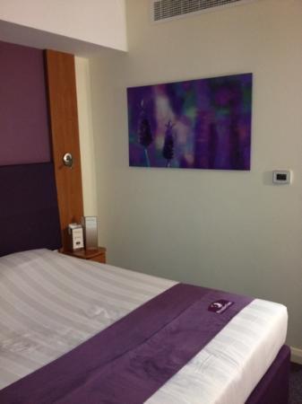 Premier Inn Dubai International Airport Hotel: dettaglio della camera!