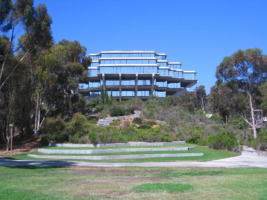 University of California San Diego: Library