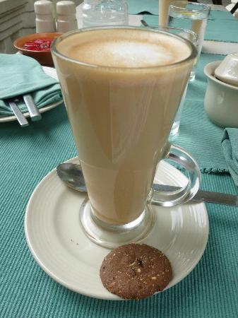 Kaiser Cafe: Latte