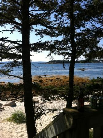 Oceanstone Resort: ocean view