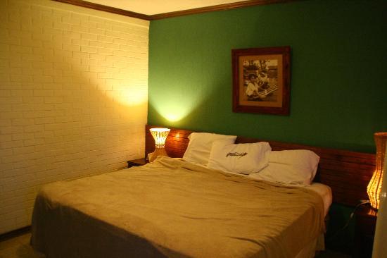 Jardines del Lago: The room