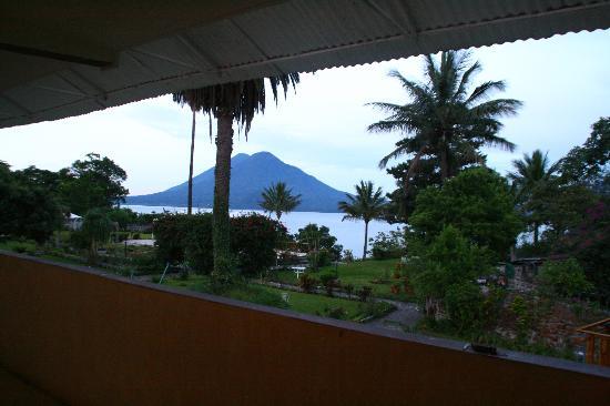 هوتل واي سنترو دي كونفينكيونز: View from the room 
