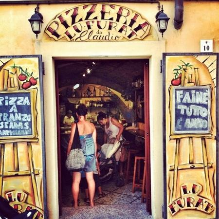 Lu Furat: la pizza più buona di Alghero