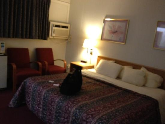 Days Inn Red Wing : standard king room