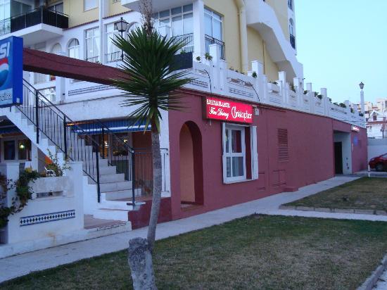 Restaurante Christopher: Entrance