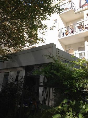 "Hotel Romagna: Ingresso Residence "" Le Vele """