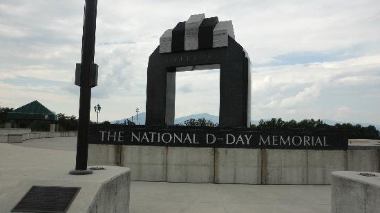 National D-Day Memorial: victory