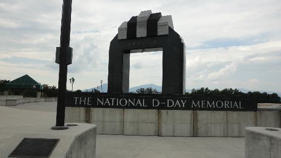 National D-Day Memorial照片