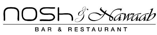 Nosh & Nawaab: Logo