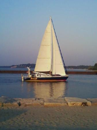 Krenzer Marina: Sailing into the Harbor