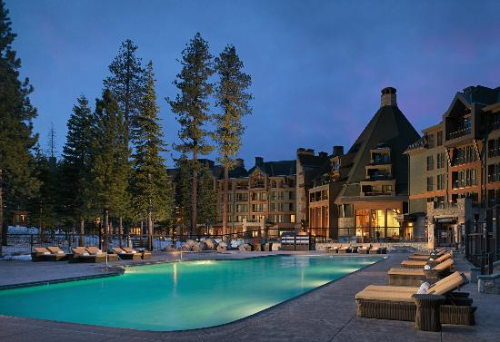 Constellation Residences at Northstar: Constellation At Northstar Access and Priveledges at The Ritz-Carlton, Lake Tahoe Pool