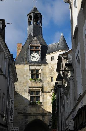Le Vieux Manoir: The town of Amboise