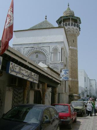 Zitouna Mosque : Accès au souk de la Médina en passant par la Mosquée Zitouna