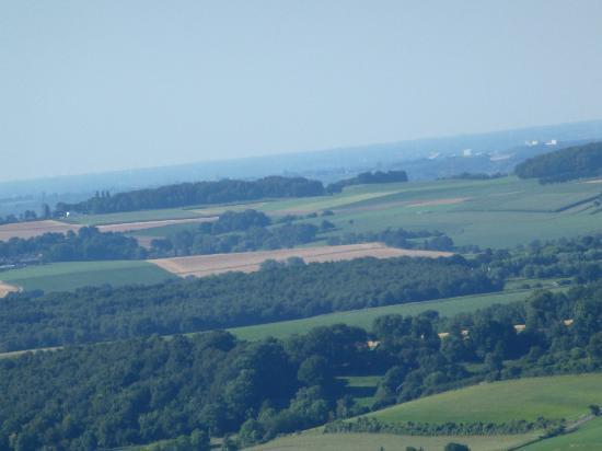 Drielandenpunt: View from Drielanndenpunt