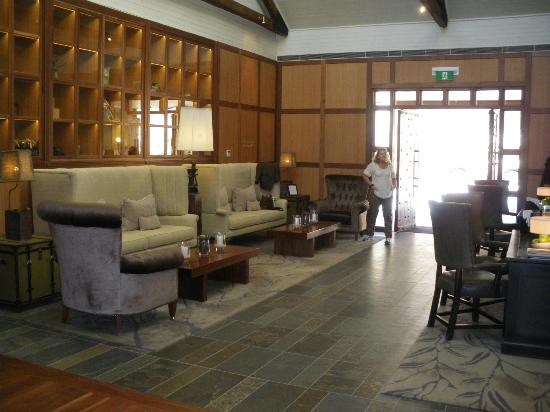 Emirates One&Only Wolgan Valley: Reception Area