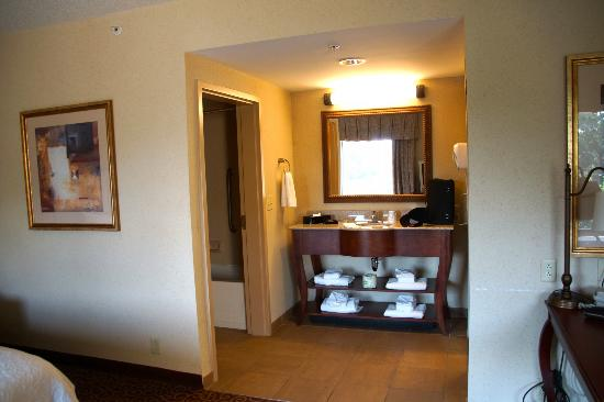 Hampton Inn & Suites Norfolk-Airport: Room