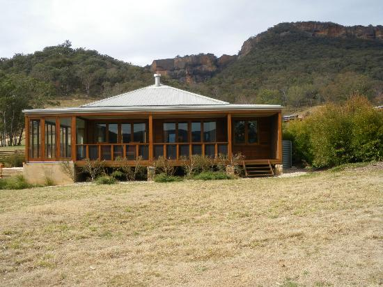 Emirates One&Only Wolgan Valley: Heritage Lodge Rear View