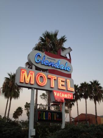 The Glendale Motel : Glendale Motel