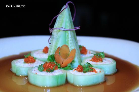 Jimmy's Sushi : Kani Naruto Sushi