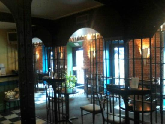 Calaboose Grille: 1st Floor Dining Room