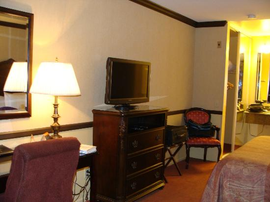 Ayres Lodge Alpine: Room
