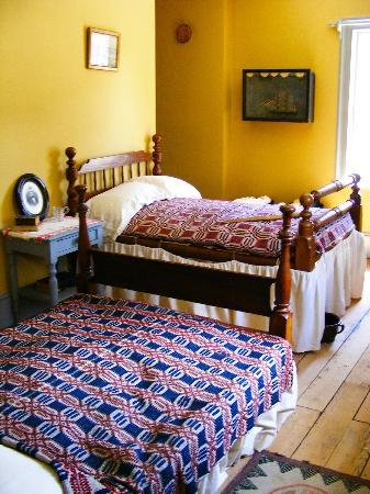 Gibson House Museum: Bedroom