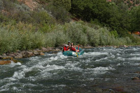 Elk Mountain Expeditions: Lower Roaring Fork