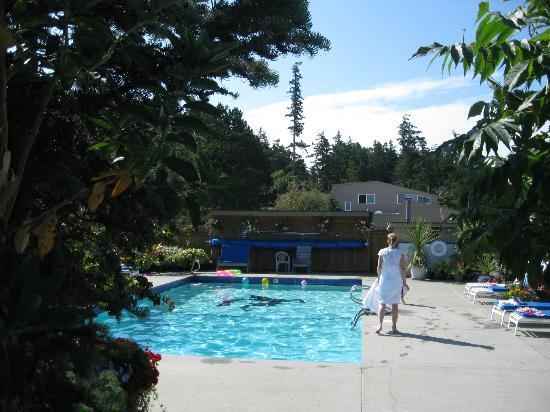 Smugglers Villa Resort: Swimming pool
