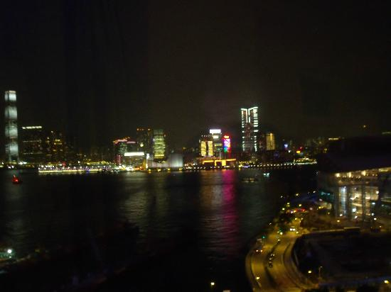 The Harbourview Hong Kong: night view