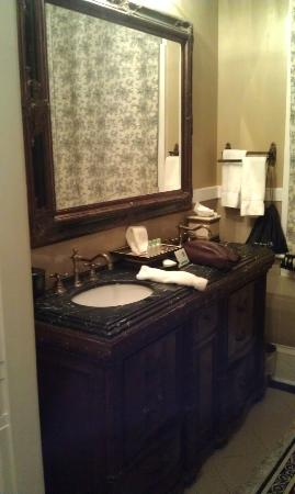 Nottoway Plantation Resort: Bath