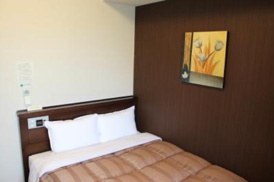 Hotel Route Inn Hirosaki Ekimae: 客室