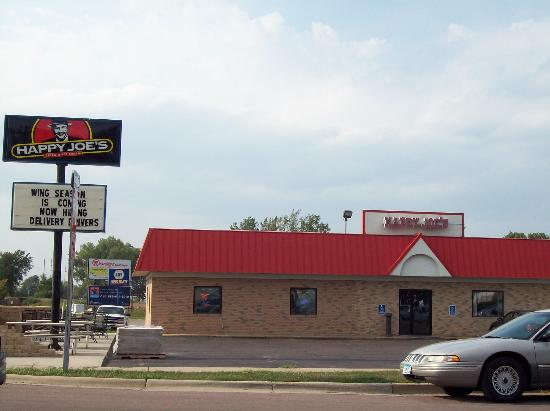 Happy Joe's Pizza & Ice Cream: Happy Joes New Ulm, MN