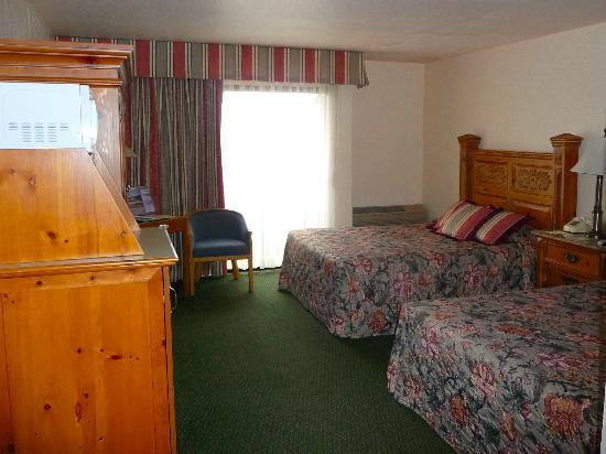 La Serena Inn: chambre