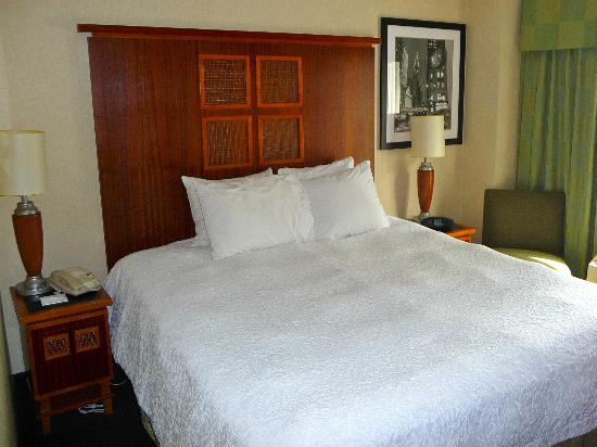 Hampton Inn Manhattan-SoHo: chambre