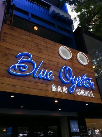 Fresh Oysters And Cajun Food Picture Of Blue Oyster Bar And Grill