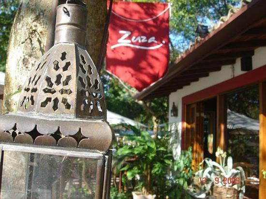 Zuza Buzios Restaurante: Zuza details.