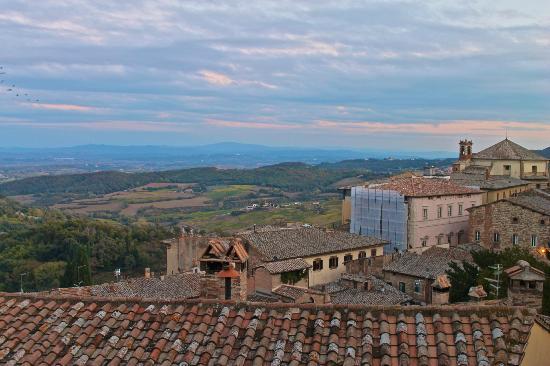 La Locanda di San Francesco: A view from our room