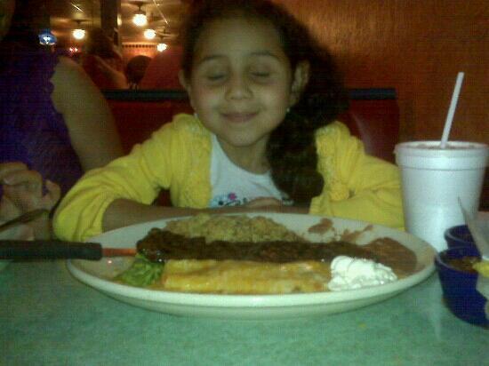 """La Bamba Mexican and Spanish Restaurant: I LIKE LA """"BAMBA"""""""