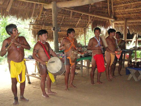 Embera Tours Panama: Male Attire